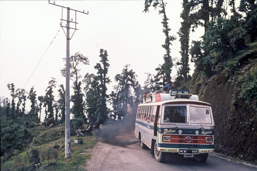 buss nepal
