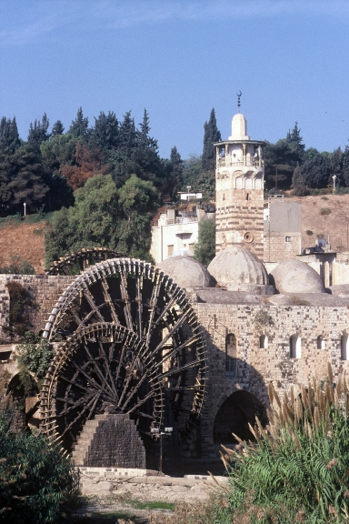 Vattenhjulen i Hama